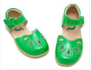 Sandale copii: Petal Verde