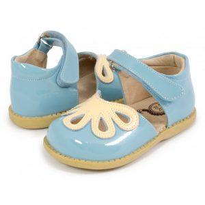 pantofi-fete-petal-din-piele-naturala-bleu