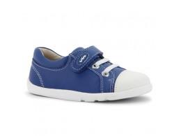 Pantofi baieti sport albastru Polar din piele naturala