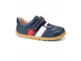 Pantofi baieti sport Up and Away din piele naturala bleumarin