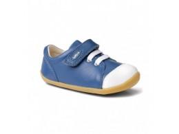 Pantofi copii albastru colbalt Ice Cap sport din piele naturala