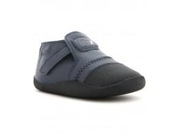 Pantofi baieti Origin din piele naturala bleumarin