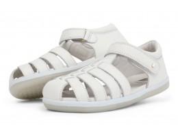 Sandale copii alb Rove Kid din piele naturala