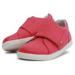 Pantofi sport fete Boston din piele naturală roz