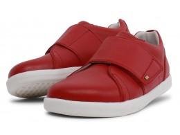 Pantofi sport copii Boston Kid+ din piele naturală roșie