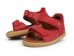 Sandale copii Driftwood din piele naturală roșie