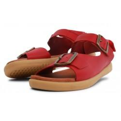 Sandale copii Soul din piele naturală roșie
