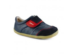 Pantofi baieti sport Ready Steady din piele naturala